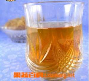 玉米须茶药理作用